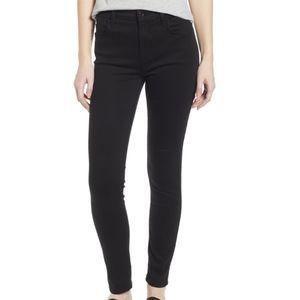 Jen7 for 7 For All Mankind Black Skinny Jeans